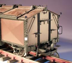 Modellbahn Umbau Und Selbstbau Von Wagen Eisenbahnmodelltechnik